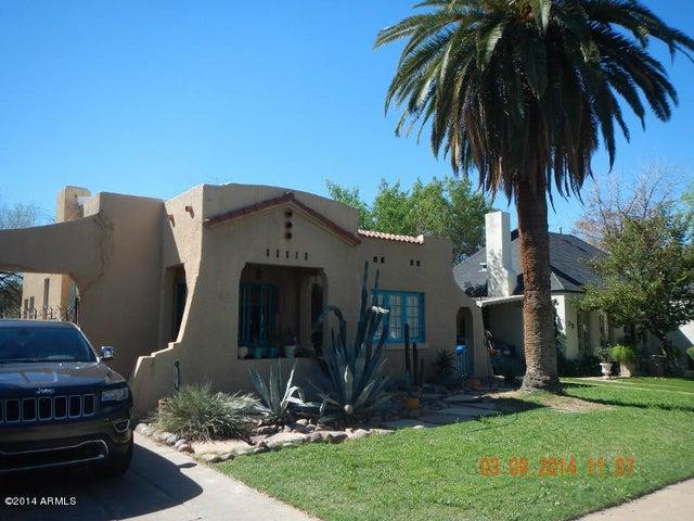 39 E HOOVER Avenue, Phoenix, AZ 85004