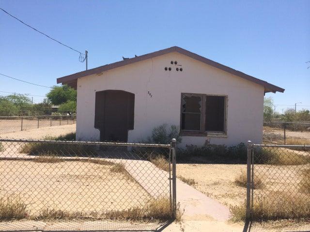 207 E 10TH Street, Eloy, AZ 85131