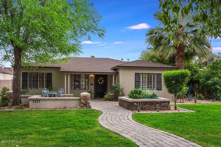 1521 W LEWIS Avenue, Phoenix, AZ 85007