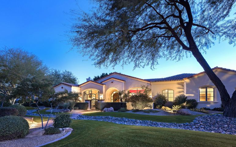 Welcome to 5125 E Palomino Rd located between Camelback Mountain and Arcadia.