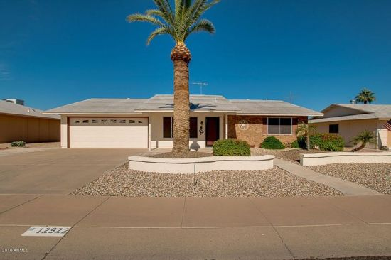 12922 W ALLEGRO Drive, Sun City West, AZ 85375