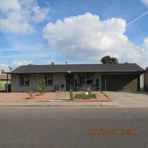 2525 N 61ST Drive, Phoenix, AZ 85035
