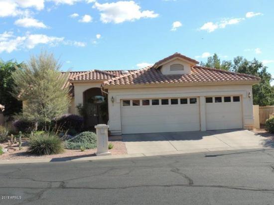11119 E STARFLOWER Court, Sun Lakes, AZ 85248