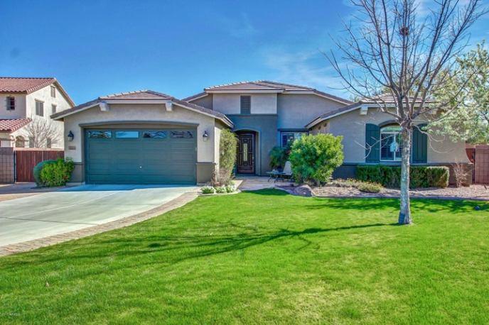 4531 S SEA BREEZE Place, Chandler, AZ 85248