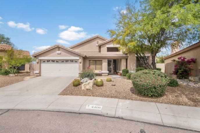 4406 E ADOBE Drive, Phoenix, AZ 85050