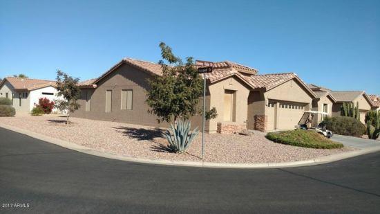 9808 E STONEY VISTA Drive, Sun Lakes, AZ 85248