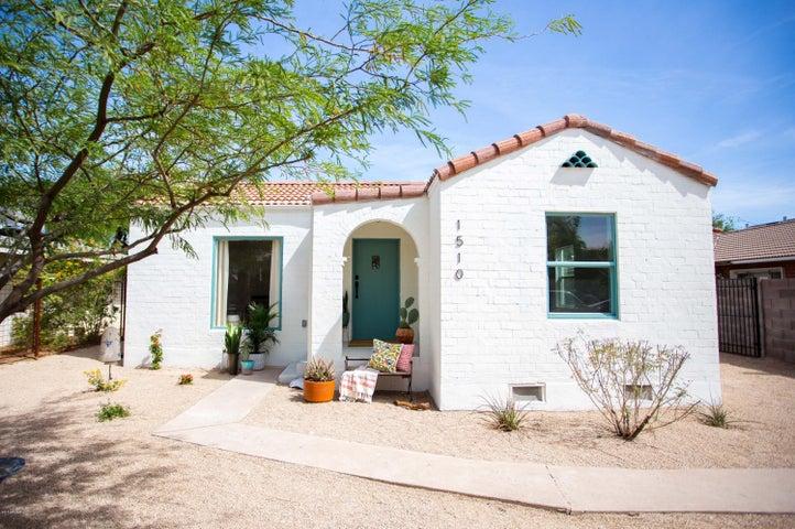 1510 E ALMERIA Road, Phoenix, AZ 85006