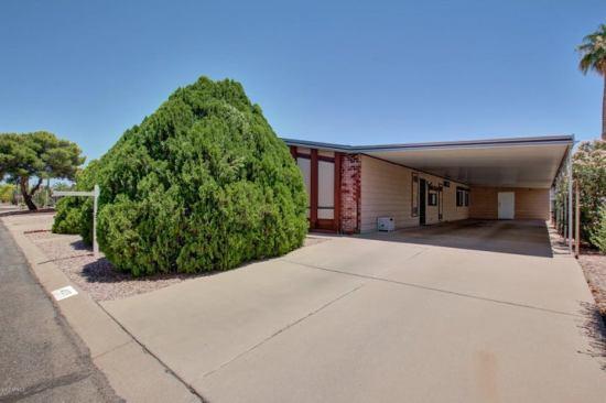 455 S 81ST Place, Mesa, AZ 85208