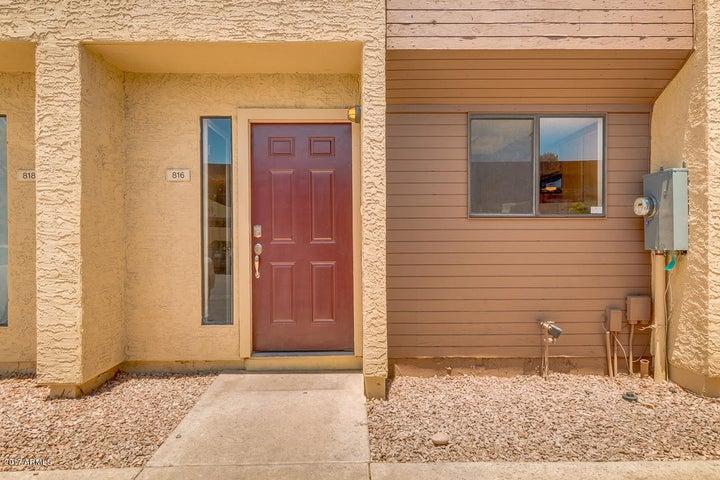 816 W 14TH Street, Tempe, AZ 85281