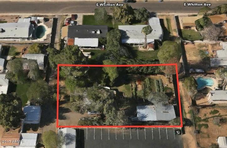 1411 E WHITTON Avenue, -, Phoenix, AZ 85014