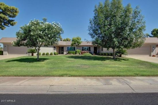 10658 W Hutton Drive, Sun City, AZ 85351