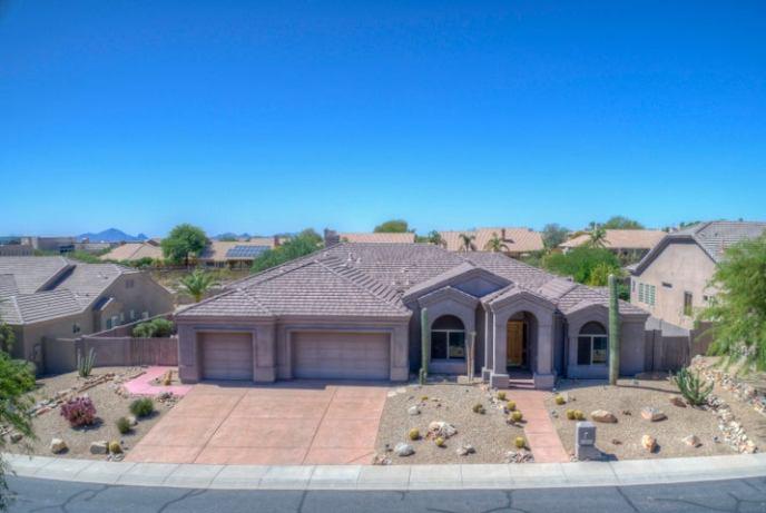 11534 N 128TH Place, Scottsdale, AZ 85259