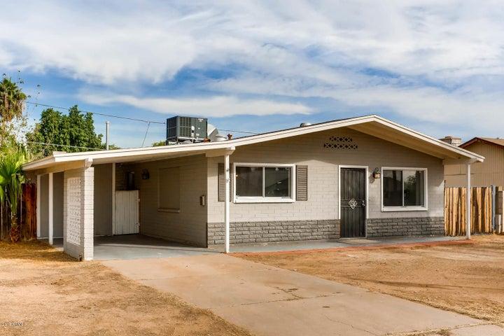 Mid-Century Modern Architecture in North Phoenix