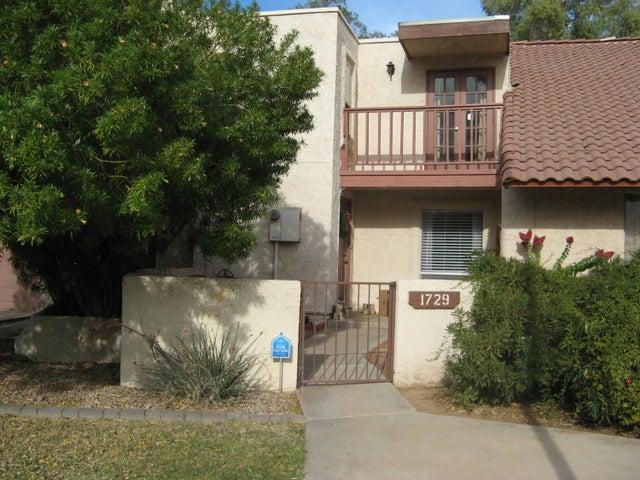 1729 S SHANNON Drive, Tempe, AZ 85281