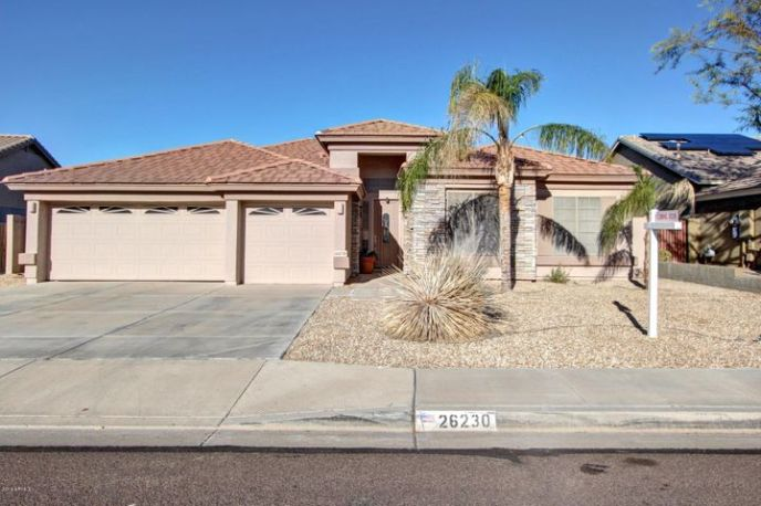 26230 N 69th Lane, Peoria, AZ 85383