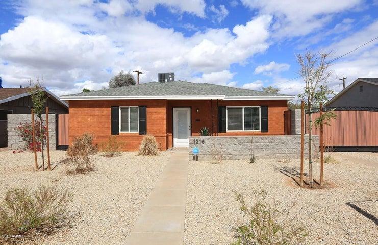 1516 E CAMBRIDGE Avenue, Phoenix, AZ 85006