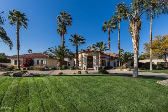 Scottsdale Ranch, The Estates, gated, Pool, 3 car garage, guest house