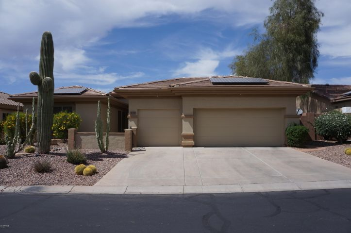 41718 N GOLF CREST Road, Anthem, AZ 85086