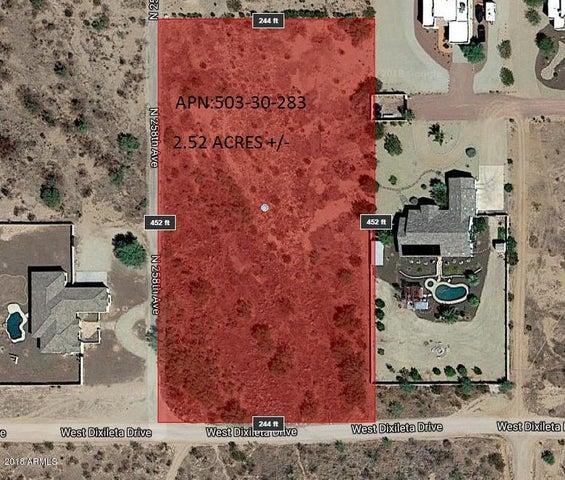 29807 N 258th Avenue, -, Wittmann, AZ 85361