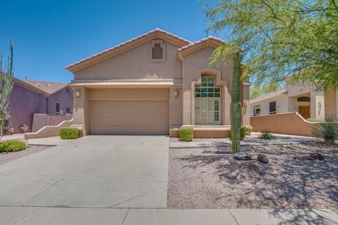 14296 E THOROUGHBRED Trail, Scottsdale, AZ 85259