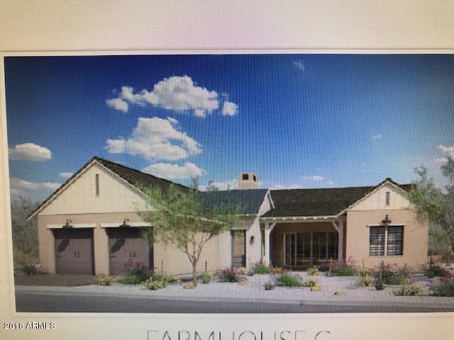 55-24 C Farmhouse rendering