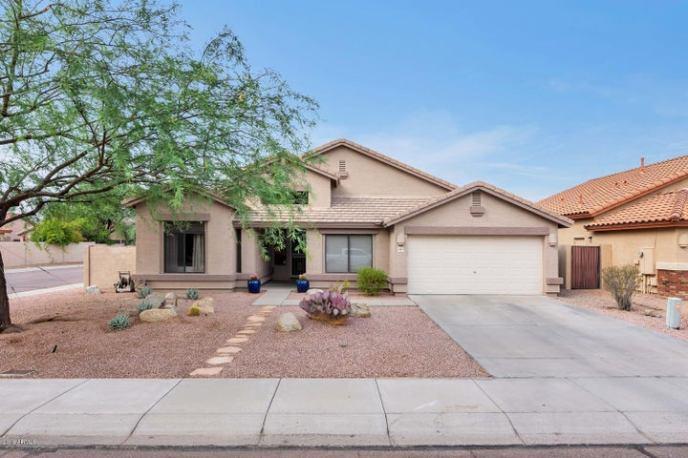 4419 E JAEGER Road, Phoenix, AZ 85050