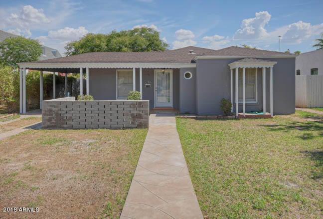 1529 W WILLETTA Street, Phoenix, AZ 85007