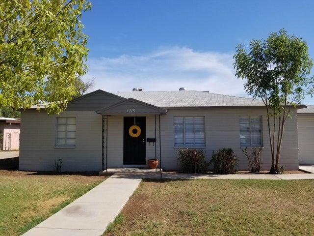 1419 W 1ST Street, Mesa, AZ 85201