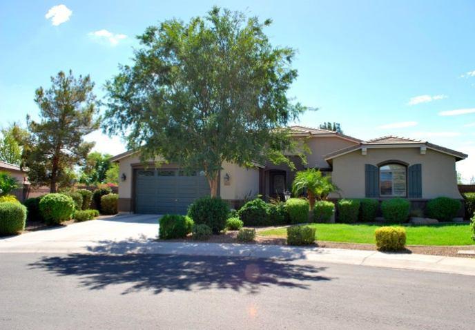 4730 S PLATINUM Court, Chandler, AZ 85248