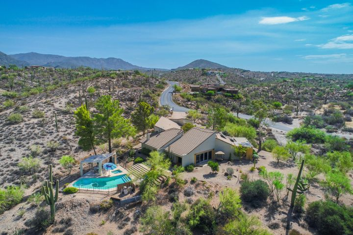 8080 E GOLDEN SPUR Lane, Carefree, AZ 85377