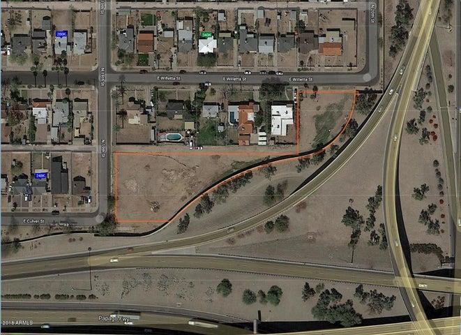 1902 E WILLETTA Street, 5, Phoenix, AZ 85006