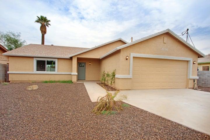 2230 E CULVER Street, Phoenix, AZ 85006