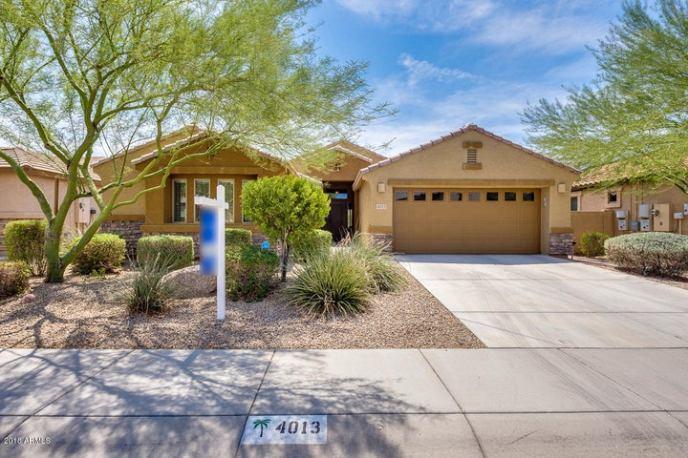 4013 E HASHKNIFE Road, Phoenix, AZ 85050