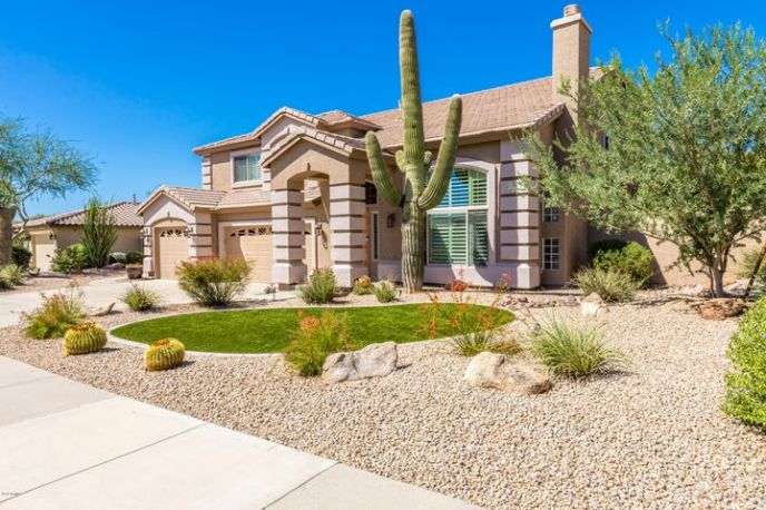 Desert Willow Floor Plan