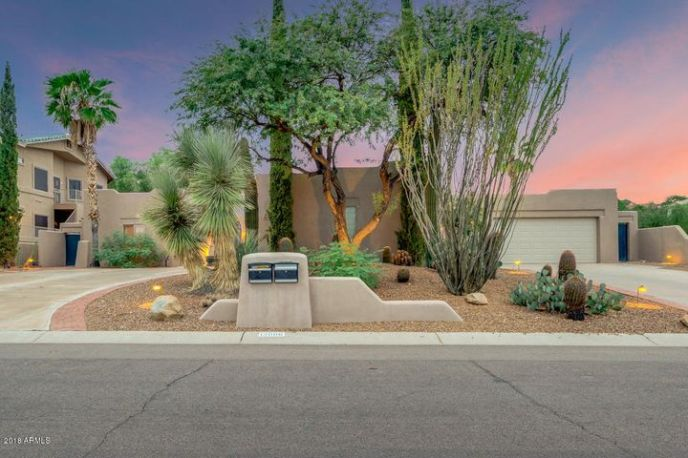 13006 N MOUNTAINSIDE Drive, Fountain Hills, AZ 85268