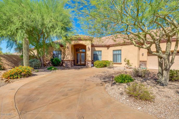 12190 E PALOMINO Road, Scottsdale, AZ 85259