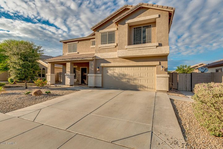 16534 W LILAC Street, Goodyear, AZ 85338