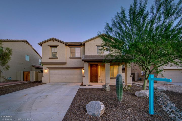 6823 W MORNING VISTA Drive, Peoria, AZ 85383