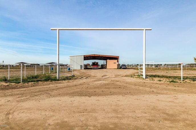 28398 S Barrett Road, -, Eloy, AZ 85131