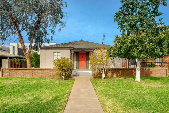 Fabulous Curb Appeal with updated landscaping and lots of fruit trees!