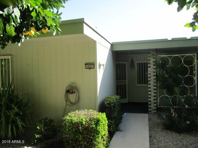 10927 W Coggins Drive, Sun City, AZ 85351