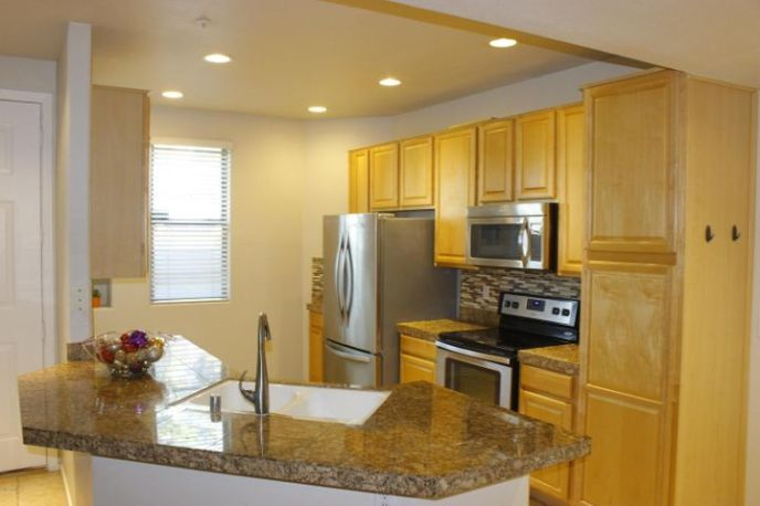 Newer Stainless Steele Appliances