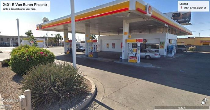 2401 E VAN BUREN Street E, Phoenix, AZ 85008