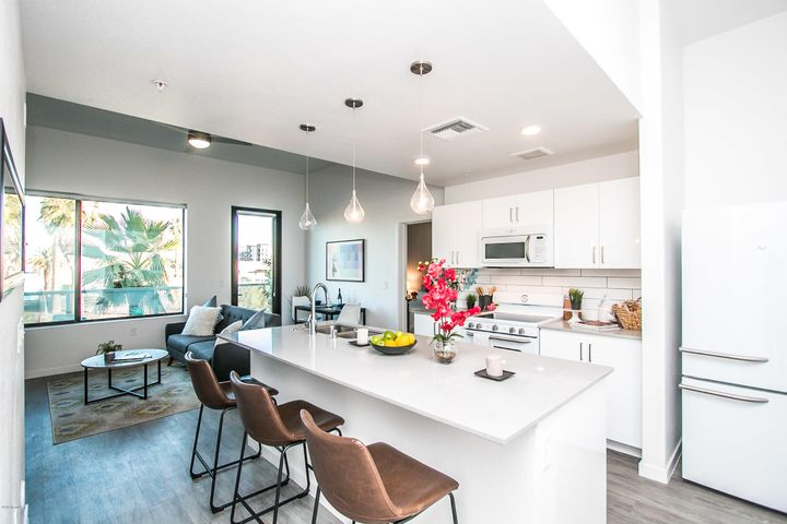 1130 N 2nd Street, 215, Phoenix, AZ 85004