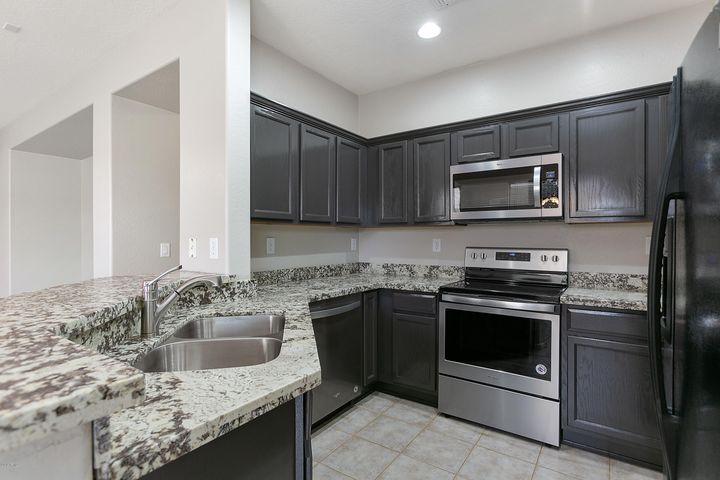 All NEW Stainless Appliances, Granite Countertops, Freshly Painted Cabinets!