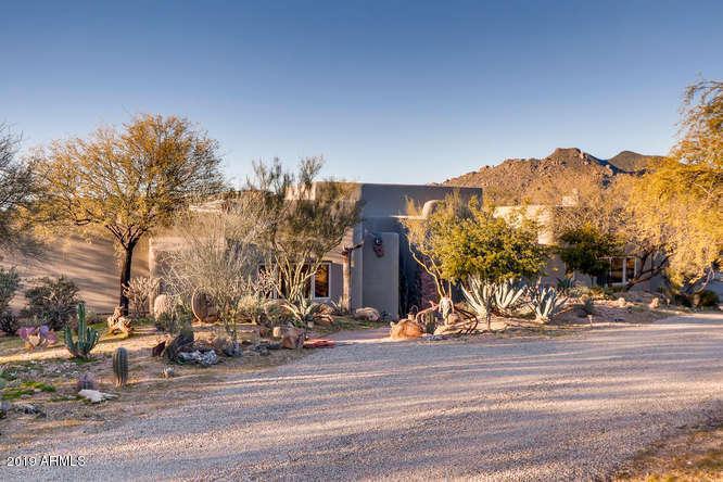 36802 N LONG RIFLE Road, Carefree, AZ 85377