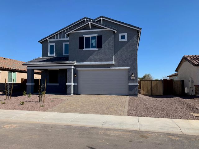 8013 S 33RD Drive, Laveen, AZ 85339