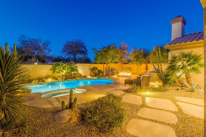 7716 E THUNDERHAWK Road, Scottsdale, AZ 85255