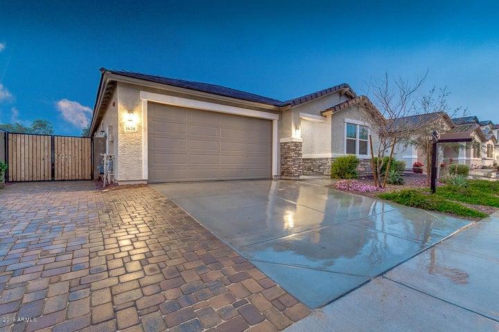 1638 N 214TH Avenue, Buckeye, AZ 85396