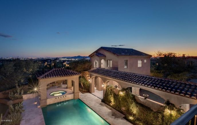 10227 E WINDRUNNER Drive, Scottsdale, AZ 85255